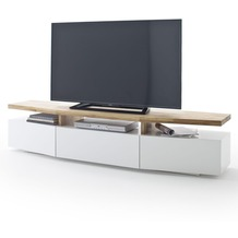 MCA furniture Sophie TV-Lowboard mit 3 Schubkästen