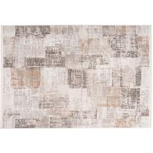 me gusta Teppich Akropolis 425 Grau / Silber 120 x 180 cm