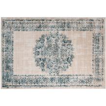 me gusta Teppich Ariya 125 Creme 120 x 170 cm