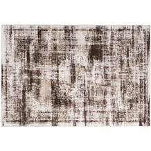 me gusta Teppich Ariya 225 Taupe / Braun 120 x 170 cm
