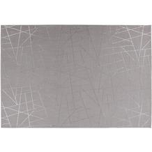 me gusta Teppich Bijou 125 Taupe / Silber 120cm x 170cm
