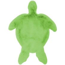 me gusta Kinderteppich Lovely Kids 1325-Turtle Grün 68 x 90 cm