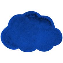 me gusta Kinderteppich Lovely Kids 1425-Cloud Blau 60 x 90 cm
