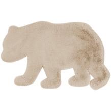 me gusta Kinderteppich Lovely Kids 225-Bear Creme 53 x 90 cm