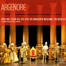 Media Arte Argenore, CD