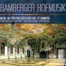 Media Arte Bamberger Hofmusik, CD