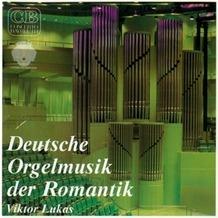 Media Arte Deutsche Orgelmusik der Romantik, CD