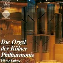 Media Arte Die Orgel der Kölner Philharmonie, CD