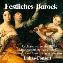 Media Arte Festliches Barock, CD