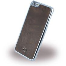 Mercedes-Benz Holz Hard Cover/ Case/ Schutzhülle - Apple iPhone 6 Plus, 6s Plus, Braun