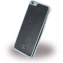 Mercedes-Benz Holz Hard Cover/ Case/ Schutzhülle - Apple iPhone 6 Plus, 6s Plus, Schwarz