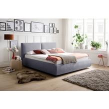 meise möbel Polsterbett Atesio Blau 180x200 cm