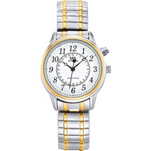 Meister Anker Uhr Metal gelb 8513