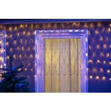 merxx 160er LED Kerzennetz, außen