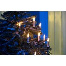 merxx 16er LED Weihnachtsbaumkerzen, außen