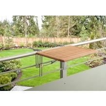 merxx Balkonhängetisch, 60 x 40 cm