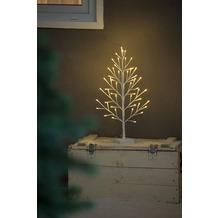 merxx Fensterbaum 45 cm, 36 LED's, Wechselschalter, außen