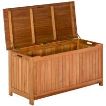 merxx Kissenbox, 117,5 x 50 x 49 cm, Innenmaß 118 x 50 x 51 cm Auflagenbox