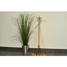 merxx Metall Baum 150 LED, IP 20, 30x30x92cm