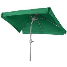 merxx Schirm 120 x 190 cm, 38 mm Rohr, grün
