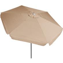 merxx Sonnenschirm Beige Ø 230 cm