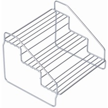 "Metaltex Gewürzregal ""Steppo"" 3 Etagen 20 x 18 x 15 cm"