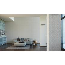 "Michalsky Living Mustertapete ""Berlin"", Vliestapete, grafisch, grau 10,05 m x 0,53 m"