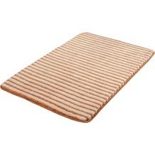 Meusch Badteppich Lana Bambusbeige 50 cm x 60 cm