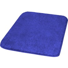 Meusch Badteppich Mona Atlantikblau 60 cm x 90 cm
