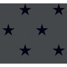 Michalsky Living Mustertapete High Rise Vliestapete schwarz 10,05 m x 0,53 m