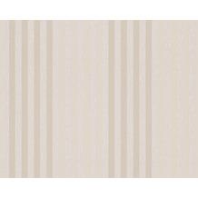 Michalsky Living Streifentapete Soho, Vliestapete, beige 10,05 m x 0,53 m