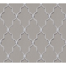 Michalsky Living Vliestapete Dream Again Tapete grafisch klassisch grau beige schwarz 10,05 m x 0,53 m