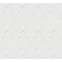 Michalsky Living Vliestapete Dream Again Tapete grafisch klassisch grau weiß 10,05 m x 0,53 m