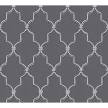 Michalsky Living Vliestapete Dream Again Tapete grafisch klassisch schwarz grau 10,05 m x 0,53 m