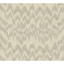 Michalsky Living Vliestapete Dream Again Tapete im Ethno Look metallic beige grau 10,05 m x 0,53 m
