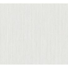 Michalsky Living Vliestapete Dream Again Tapete Unitapete grau creme 10,05 m x 0,53 m