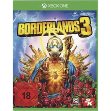 Microsoft Xbox One Borderlands 3 (USK 18)