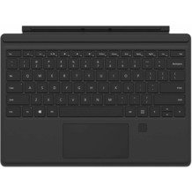 Microsoft Surface Pro Type Cover mit Fingerprint ID, QWERTZ schwarz
