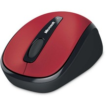 Microsoft WRLS MOBILE MOUSE 3500 USB RED