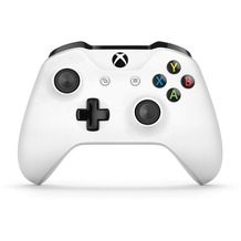 Microsoft Xbox One S Wireless Controller, weiß