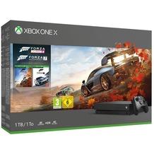 Microsoft Xbox One X, 1TB inkl. Forza Horizon 4 & Forza Motorsport 7