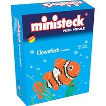 Ministeck Clownfisch 13,3x20cm