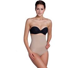 Miss Perfect Bauchweg Unterhose Body Shaper seamless Miederhose figurformend Haut 2XL (46)