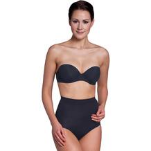 Miss Perfect Bauchweg Unterhose Figurformende Unterwäsche Seamless Miederhose Anthrazit 2XL (46)