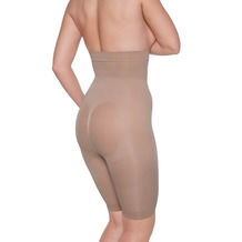 Miss Perfect Hohe Hose mit Bein nude 2XL