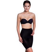 Miss Perfect Miederhose Bauchweg Unterhose Body Shaper seamless figurformend Anthazit 2XL (46)