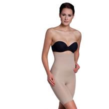 Miss Perfect Miederhose Body Shaper Bauchweg Unterhose figurformend Haut 2XL (46)