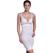 Miss Perfect Miederhose Body Shaper Bauchweg Unterhose figurformend Weiß 2XL (46)