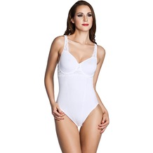 Miss Perfect Minimizer Funktionsbody white 75B
