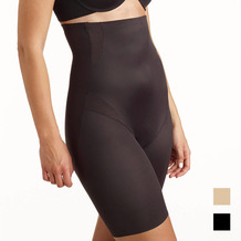 Miss Perfect TC Shapewear Damen - Miederhose Body Shaper - Cooling Group Extra Firm Control Schwarz L (42)